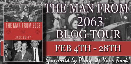 The Man From 2063 banner