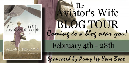 The Aviator's Wife banner
