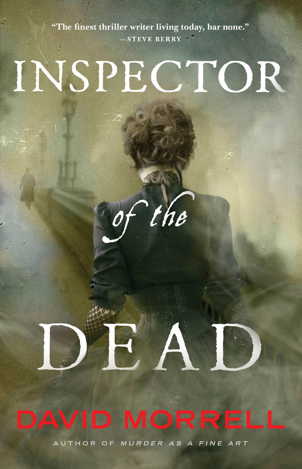 Book spotlight tales of a book addict 02inspector of the dead cover fandeluxe Gallery