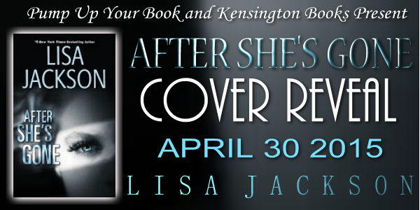 After She's Gone Book Banner