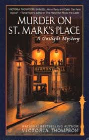 Murder on St Mark's Place