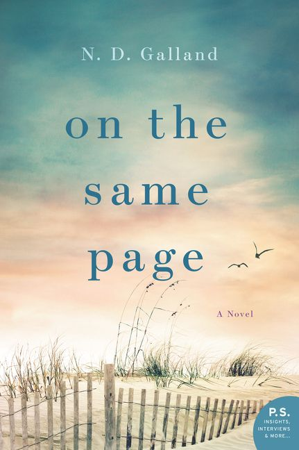 On the Same Page cover
